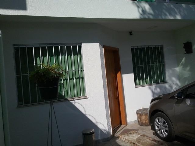 casa geminada com 3 quartos para comprar no planalto em belo horizonte/mg - 15314