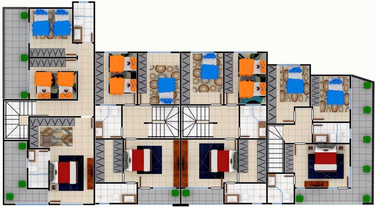 casa geminada com 3 quartos para comprar no santa branca em belo horizonte/mg - 3570
