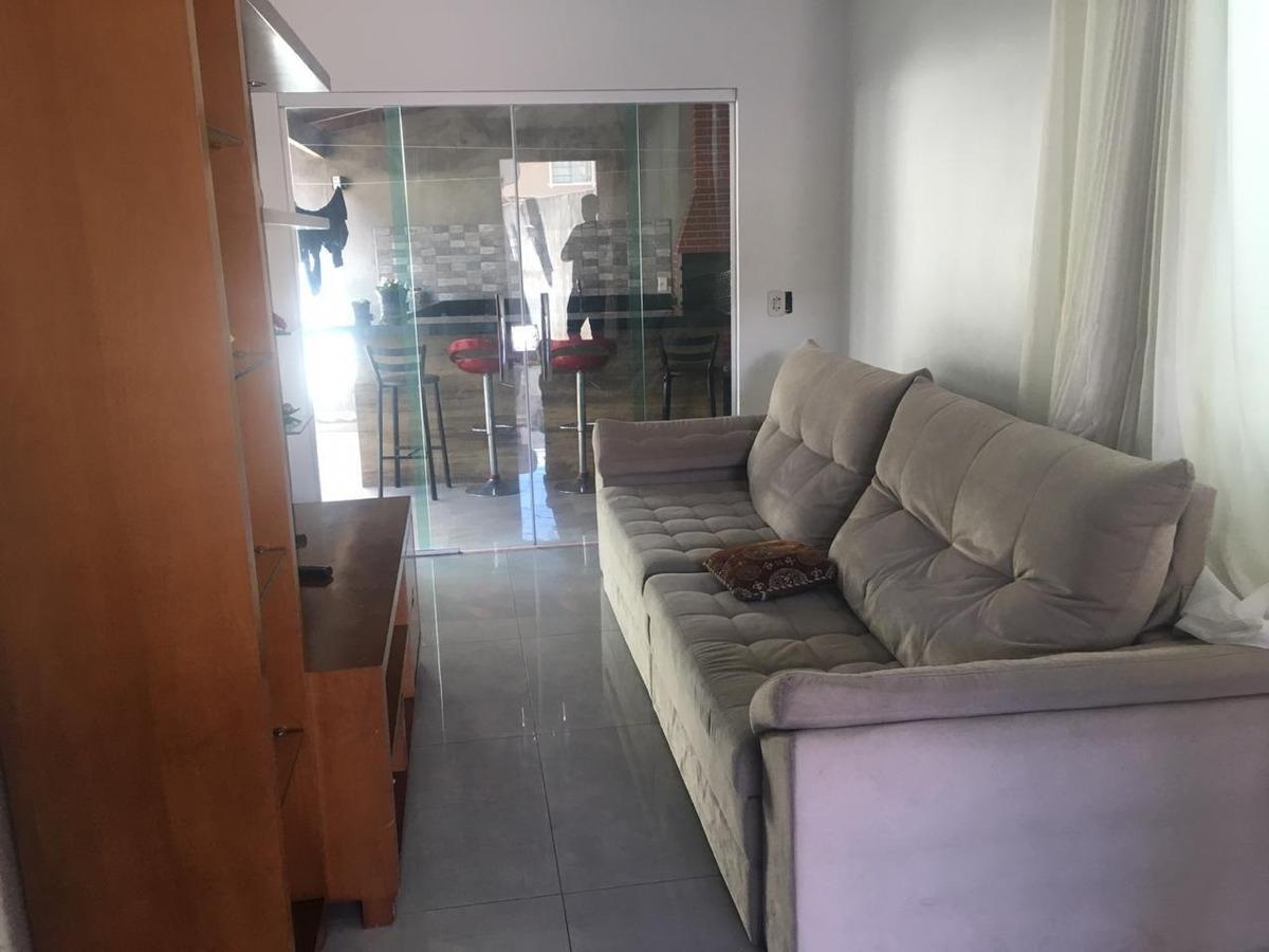 casa geminada com 3 quartos para comprar no são joão batista (venda nova) em belo horizonte/mg - 3508