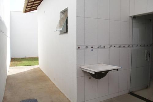 casa geminada com 3 quartos para comprar no são pedro em esmeraldas/mg - 1867