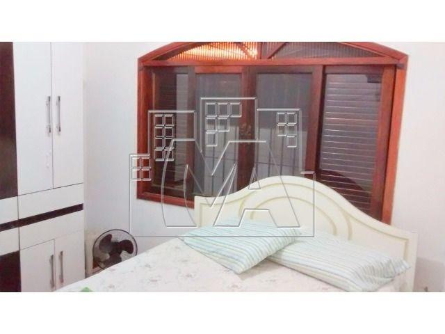 ¿casa geminada de 2 dormitórios com edícula localizada na vila caiçara.