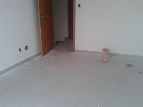 casa geminada duplex, entrada individual - 903