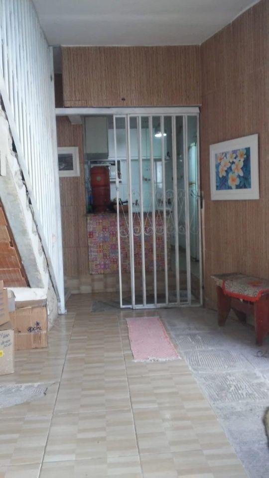 casa geminada duplex independente 2 quartos e 1 vaga. - gar9520