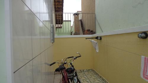 casa geminada em avenida principal . ref. 292 e 217 cris