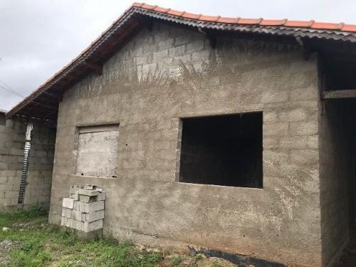 casa geminada em itanhaém-sp, leia a descrição! ref 3973-p