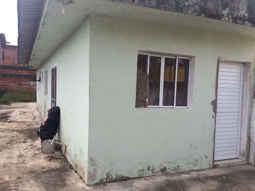 casa geminada, no balneário gaivota, em itanhaém.