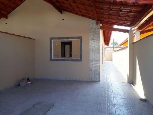 casa geminada no balneário jussara, em mongaguá