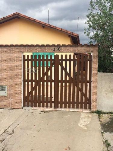 casa geminada no balneário são jorge, em itanhaém