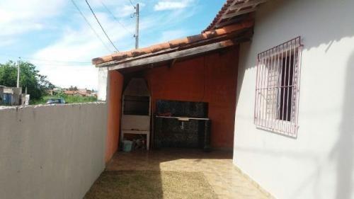 casa geminada no balneário tupy, em itanhaém