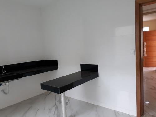 casa geminada no santa mônica, 03 quartos - 241
