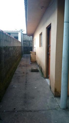 casa geminada, próximo ao asfalto. ref. 349 e 143 cris