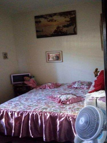 casa geminada,casa na praia grande,casa na praia,casa de 02 dormitórios,casa na vila caiçara,casa no caicara - v397200