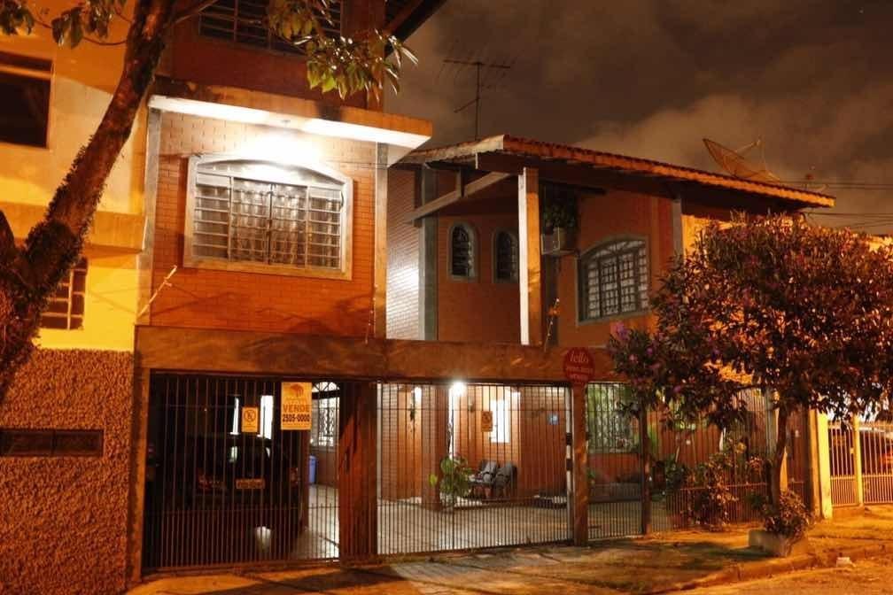 casa grande bairro tatuapé - duas casas mesmo terreno