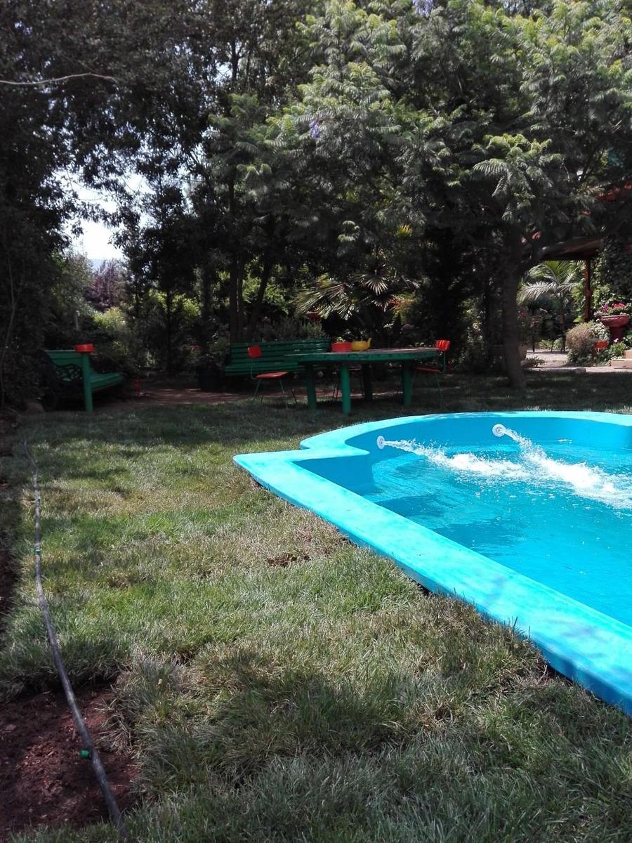 casa grande con piscina  ( 14 personas  lado de maitencillo!