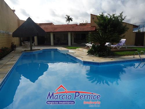 casa grande de 4 lotes no bairro oasis em peruíbe
