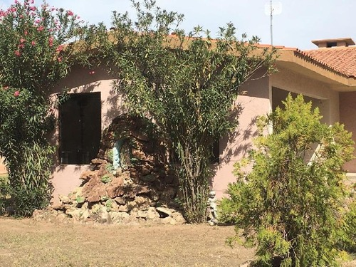 casa hacienda en venta en las granjas de san pedro el saucito en hermosillo, sonora