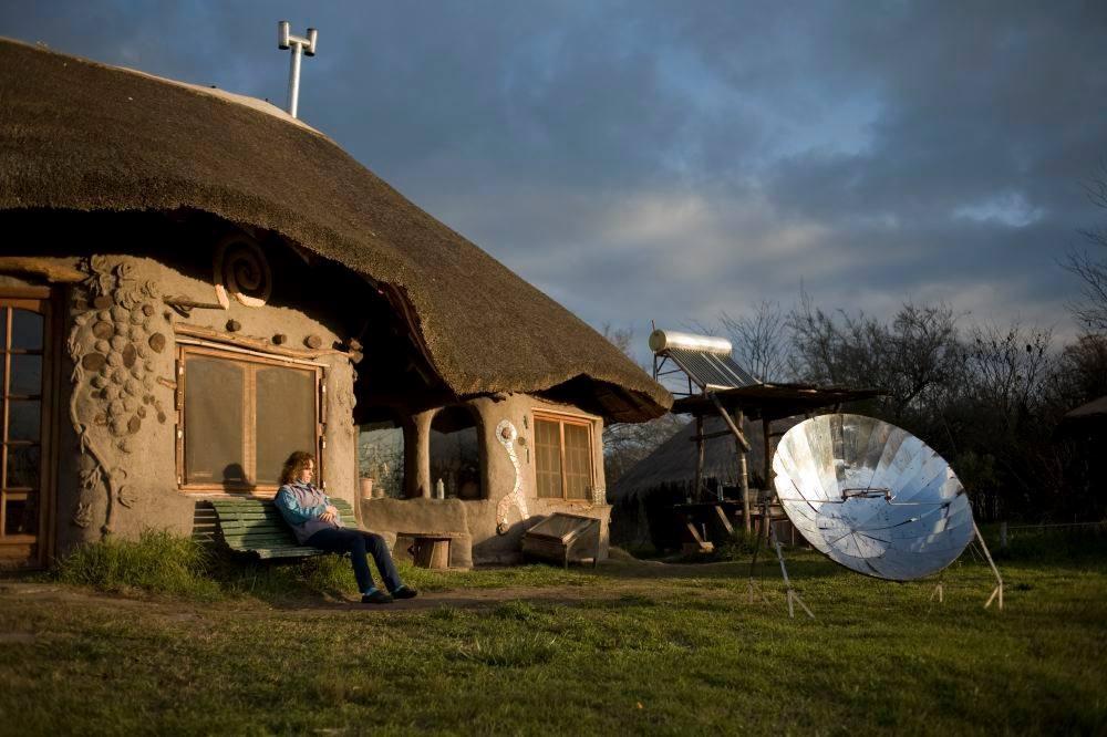 casa hostal sustentable eco turismo ecológico quinta lote