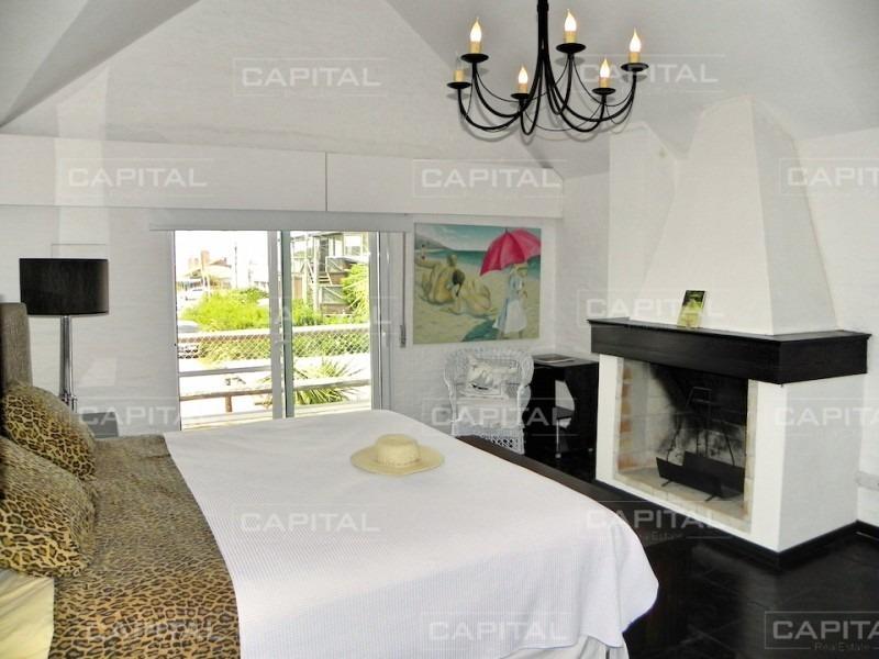 casa ideal en la barra - 7 dorm. - punta del este - posta del cangrejo-ref:25762