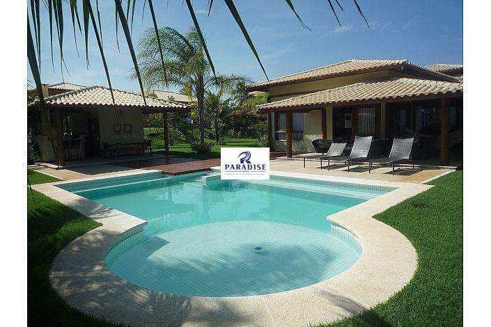 casa  imbassaí, condomínio fechado -r$ 1.200.000,00- 375 m² - v68372