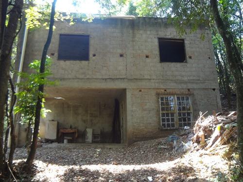casa inacabada em oportunidade - 554