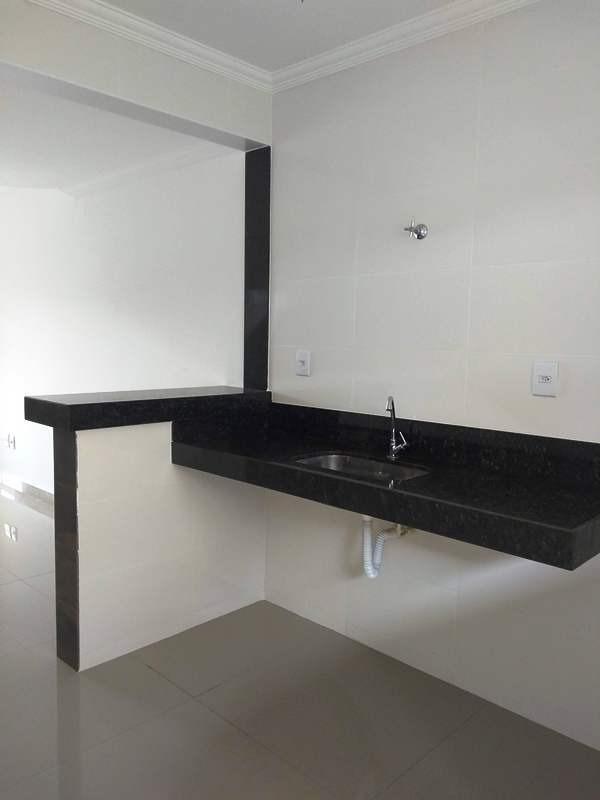 casa independente no bairro santa branca. 2 quartos 2 vagas com fino acabamento. - 2192