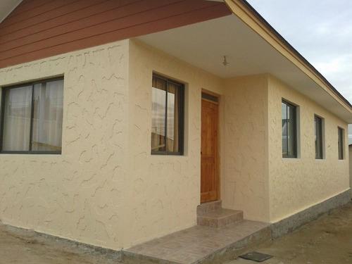casa independiente, solida, nueva