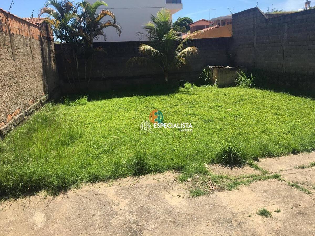 casa individual bairro boa esperança santa luzia-mg - ca0085