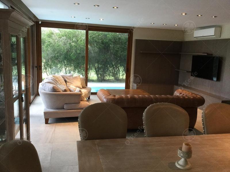 casa inteligente - casa 5 ambientes en nuevo quilmes - vista al canal