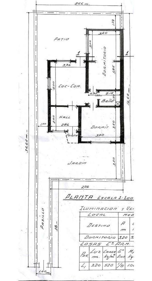 casa interna en venta de 2 dormitorios, barrio sarmiento, rosario.
