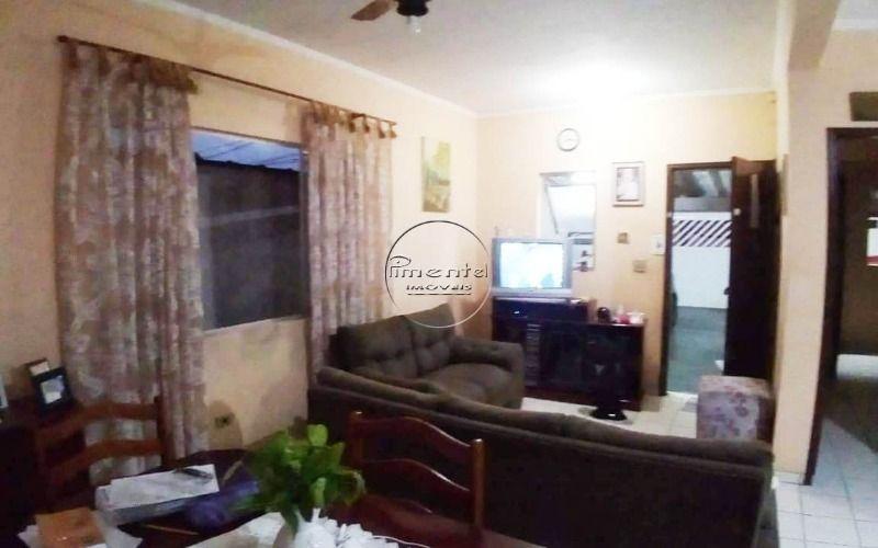 casa isolada 2 dormitórios p/ venda na nova mirim em praia grande