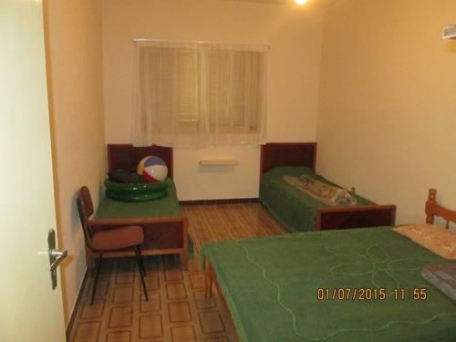 casa isolada 4 dormit + churrasq. 6 vagas lado praia ca 0067