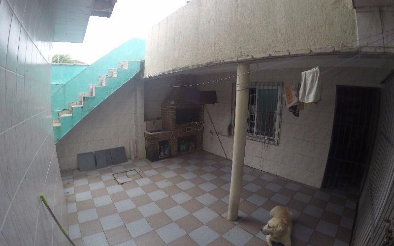 casa isolada c/ 5 dormitórios p/ venda na guilhermina em praia grande