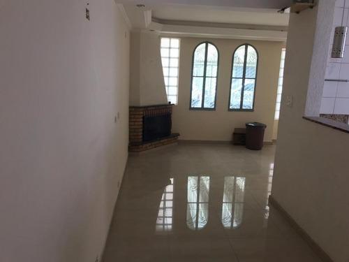 casa isolada com 3 dormitórios à venda, 240 m² por r$ 680.000 - vila caminho do mar - são bernardo do campo/sp - ca0424