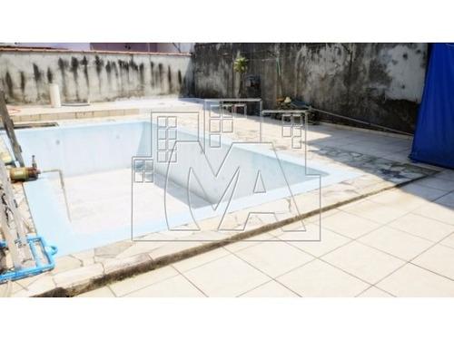 ¿casa isolada, com piscina ¿, 5 vagas de garagem localizada na vila tupiry