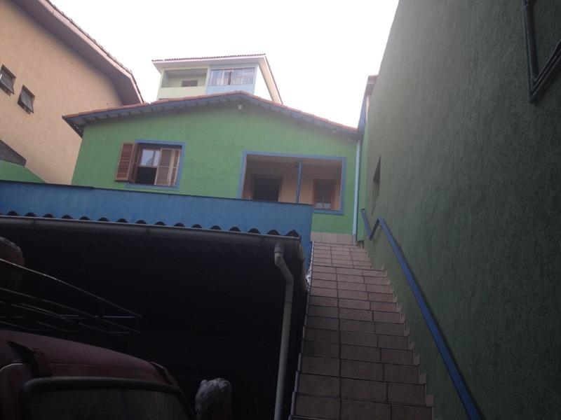 casa isolada com terreno inteiro, c/ 2 dorms - elaine 57912