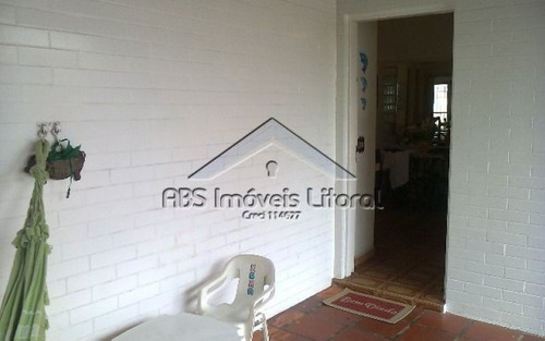 casa isolada em praia grande - ca455