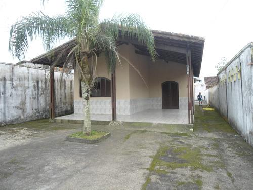 casa isolada na praia ref. 352