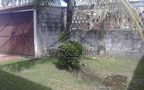 casa isolada no balneário maracanã em praia grande - ca320