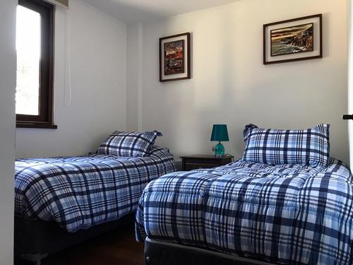 casa italia en pucon en condominio parque pinares