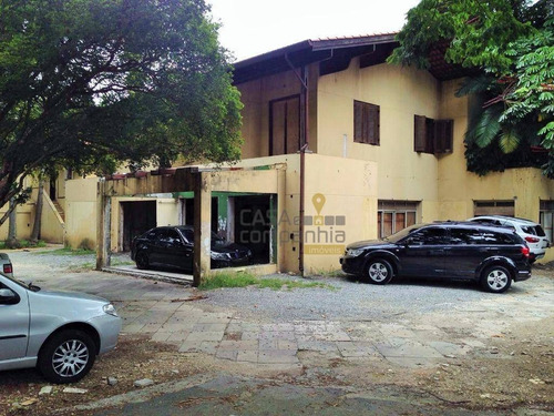 casa jardim américa, 1390 m² terreno - ca0022