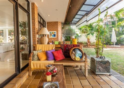 casa, jardim paulistano em condomínio fechado - 40-im16901