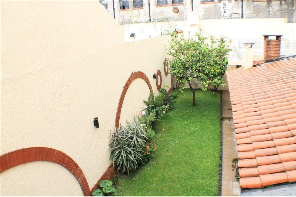 casa jardín quincho cochera caballito