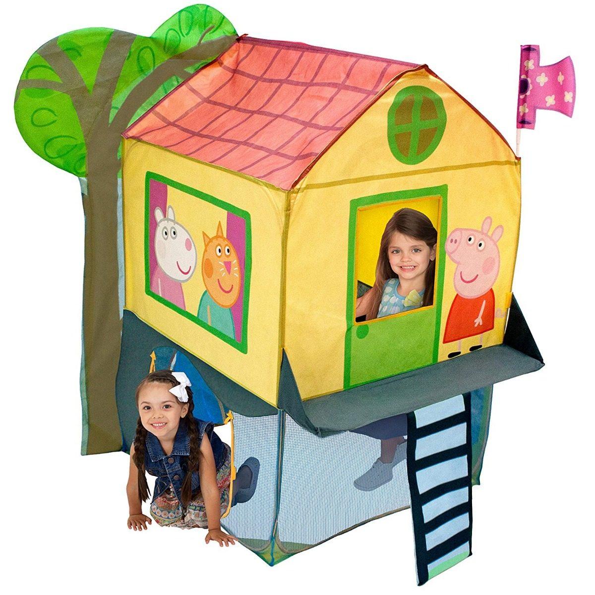 Casa Juegos Para Ninas Playhut Peppa Pig Envio Gratis 1 260 00