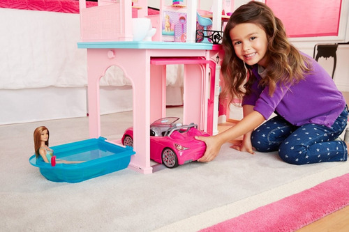 casa juguete barbie