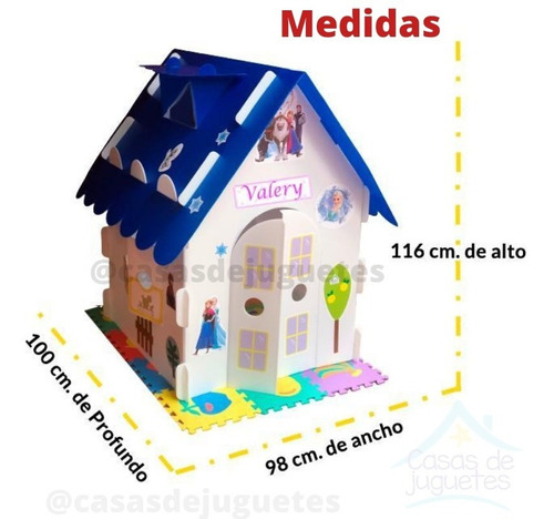 casa juguetes para niños