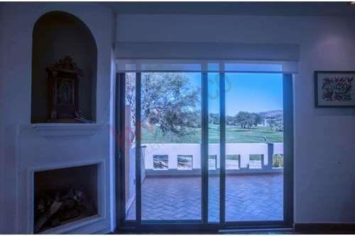 casa junto al campo en club de golf ventanas de san miguel