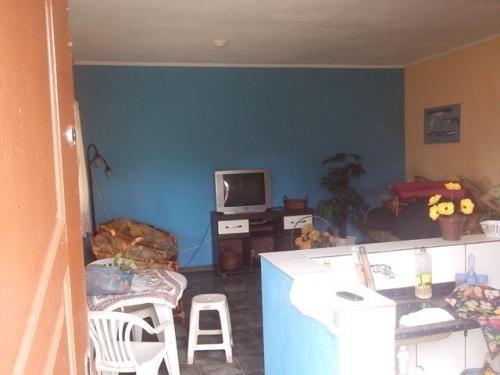 casa lado praia, 2 dorm, só 1 km do mar, r$65.000 + parcelas