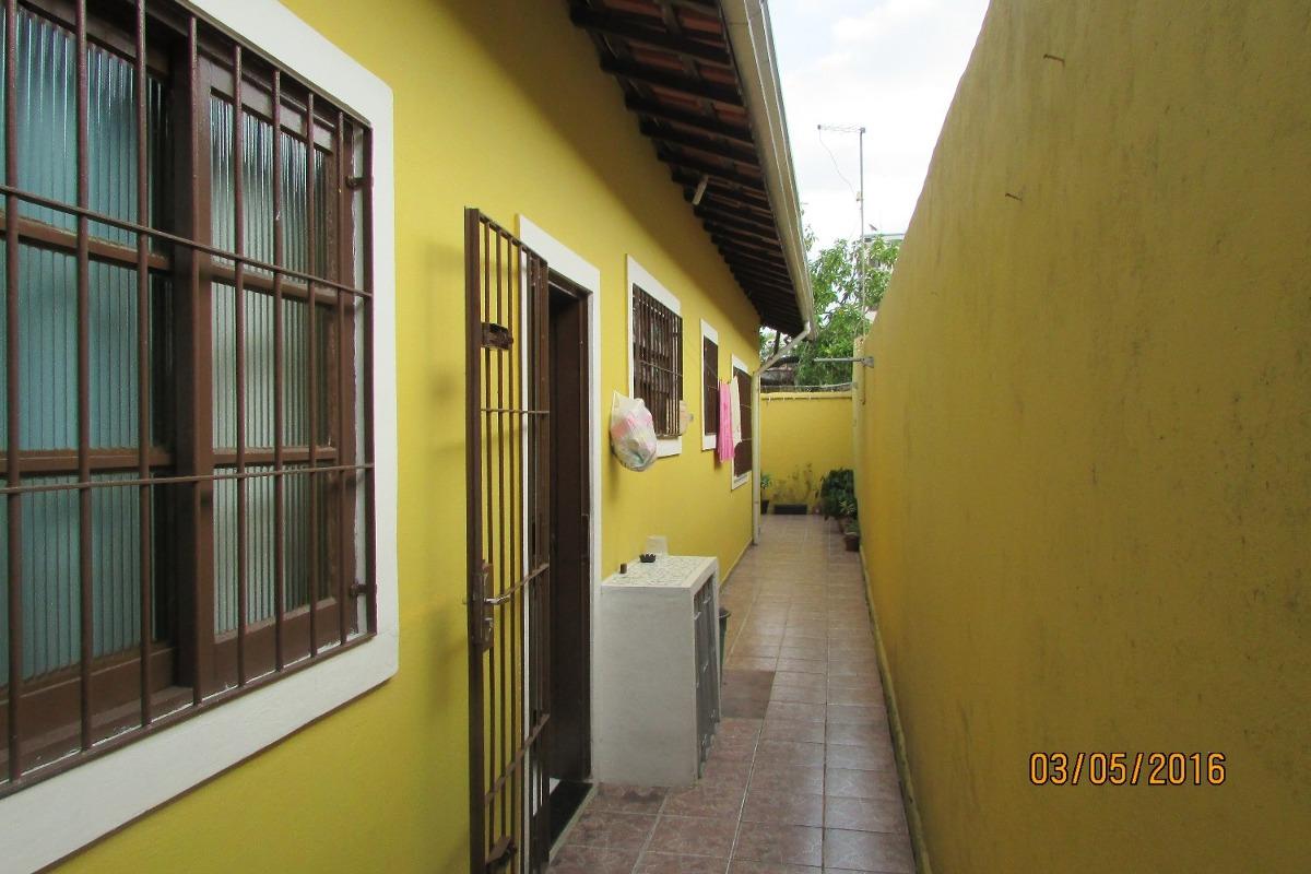 casa lado praia 2 dormit.+ suite / churrasqueira. ca 0008