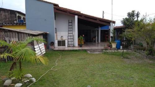 casa lado praia, 268m², 2 quartos, quintal amplo!