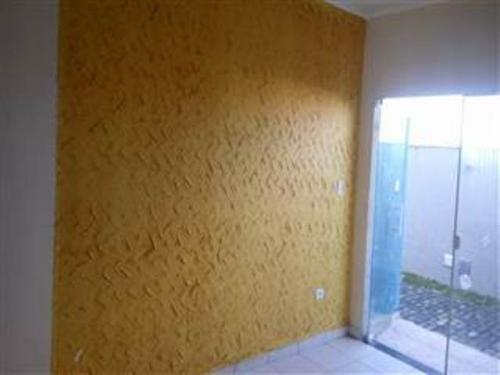 casa lado praia c/ escritura 2 quartos aceita 50% + parcelas